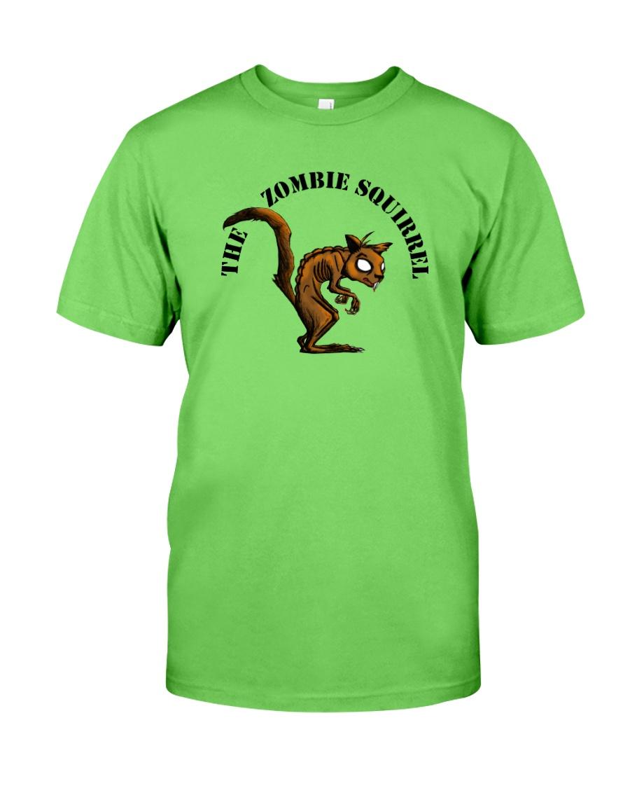 zombie squirrel Classic T-Shirt