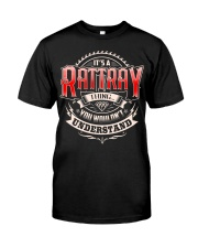 RATTRAY Classic T-Shirt front