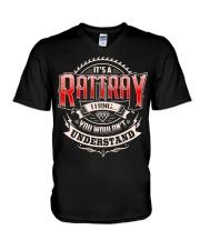 RATTRAY V-Neck T-Shirt thumbnail