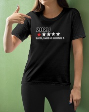 2020 I would not recommend it Ladies T-Shirt apparel-ladies-t-shirt-lifestyle-front-10