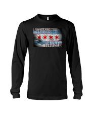 House Music Flag Long Sleeve Tee thumbnail