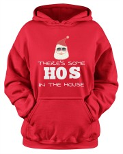 There's Some HOS In The House Hooded Sweatshirt apparel-hooded-sweatshirt-lifestyle-front-39