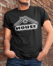 HOUSE Classic T-Shirt apparel-classic-tshirt-lifestyle-26
