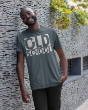 OLD SCHOOL Classic T-Shirt apparel-classic-tshirt-lifestyle-front-33