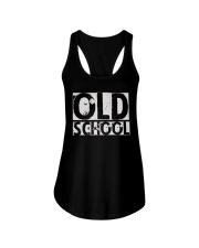 OLD SCHOOL Ladies Flowy Tank thumbnail