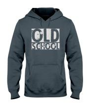 OLD SCHOOL Hooded Sweatshirt thumbnail