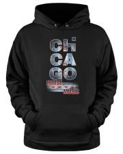 Chgo House Music Hooded Sweatshirt apparel-hooded-sweatshirt-lifestyle-front-34