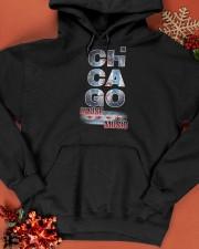 Chgo House Music Hooded Sweatshirt apparel-hooded-sweatshirt-lifestyle-front-65