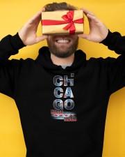 Chgo House Music Hooded Sweatshirt apparel-hooded-sweatshirt-lifestyle-front-67