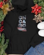 Chgo House Music Hooded Sweatshirt apparel-hooded-sweatshirt-lifestyle-front-70