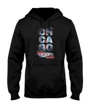 Chgo House Music Hooded Sweatshirt front