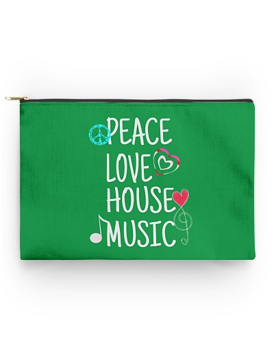 PEACE LOVE HOUSE MUSIC