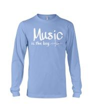 Music is the key Long Sleeve Tee thumbnail