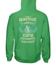 I'm a Hairstylist Hooded Sweatshirt thumbnail