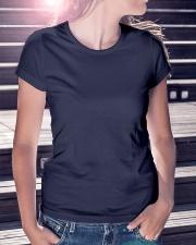 I'm a Hairstylist Ladies T-Shirt lifestyle-women-crewneck-front-7