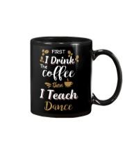teach dance Mug thumbnail