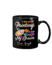 I paint my dreams Mug thumbnail