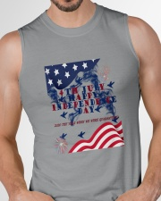 independence day Sleeveless Tee garment-tshirt-tanktop-detail-front-chest-01
