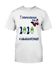 4 th july happy independence day  Classic T-Shirt thumbnail