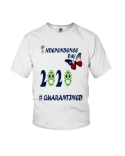 4 th july happy independence day  Youth T-Shirt thumbnail