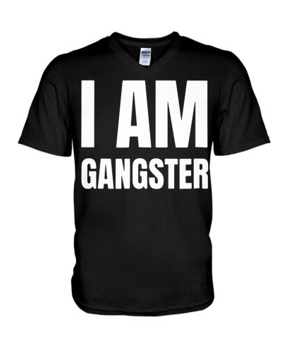 I AM GANGSTER TSHIRT