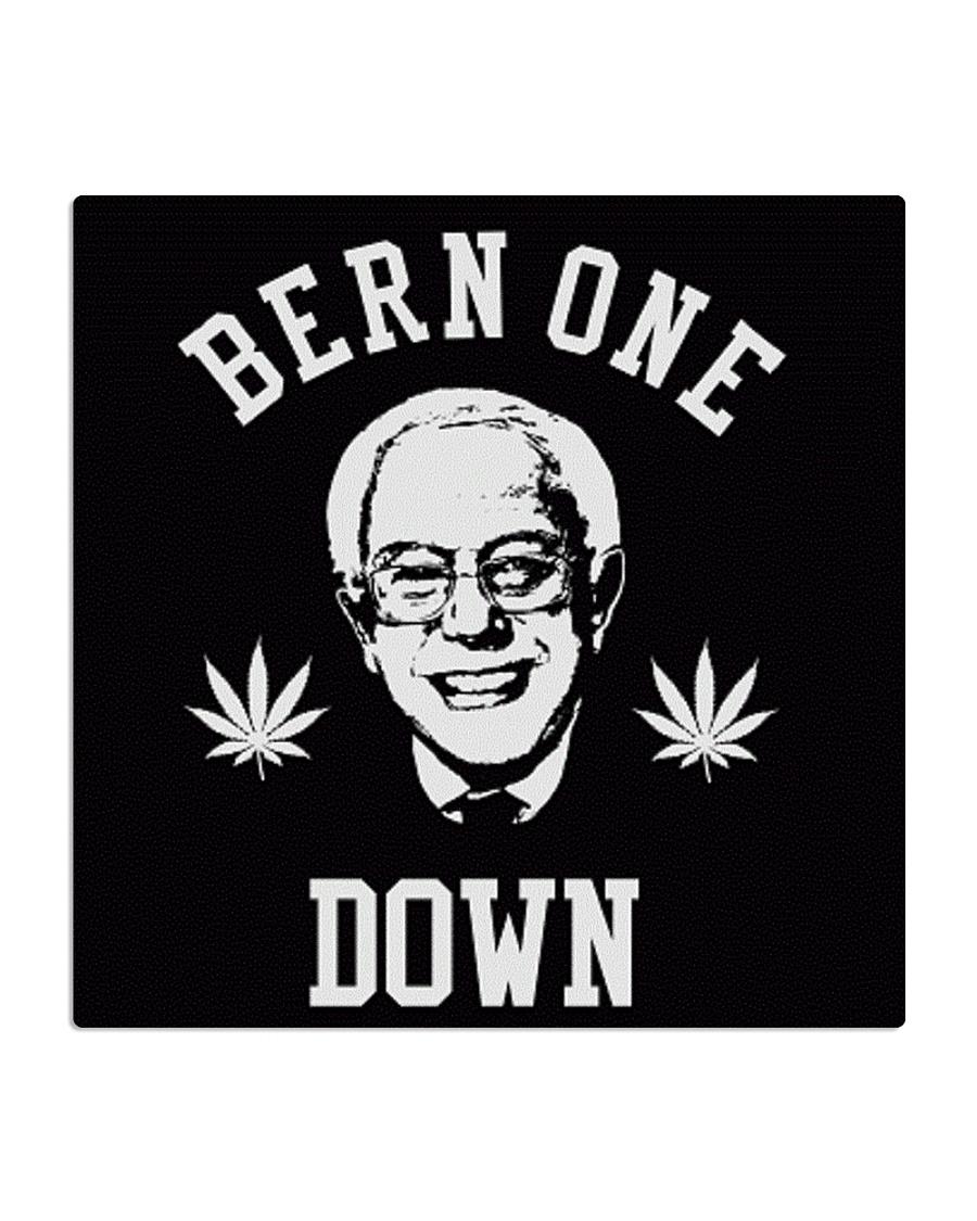 Bern one down Square Coaster