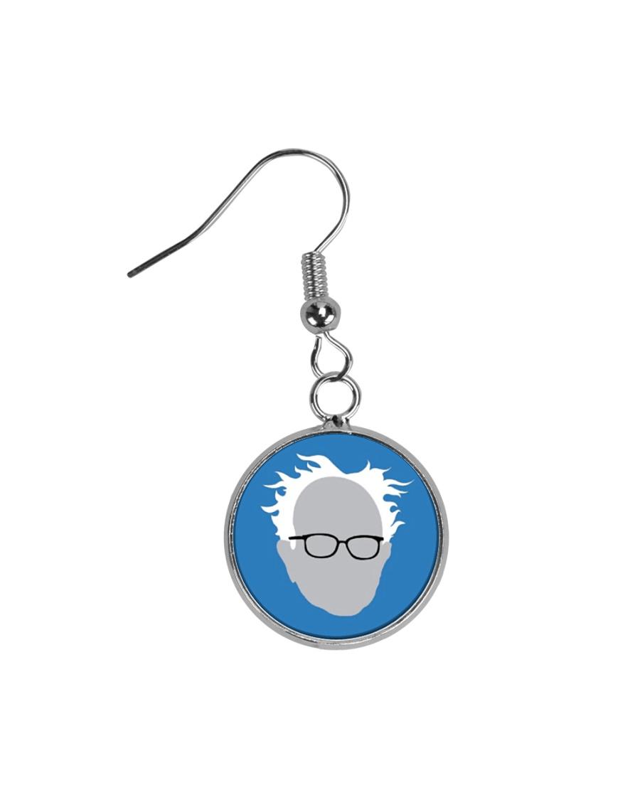 Bernie earrings Circle Earrings