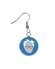 Bernie earrings Circle Earrings front