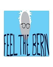 Feel The Bern Square Coaster front
