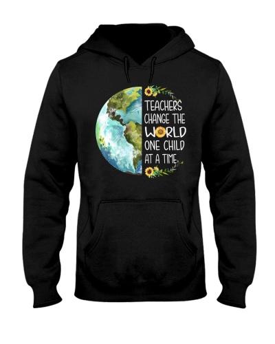 Teacher Change The World