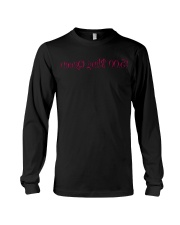 bling queen reverse pink paparazzi live mirror tex Long Sleeve Tee thumbnail