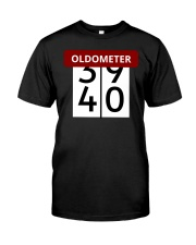 Oldometer 39-40 Classic T-Shirt front