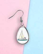 Yacht Earings Teardrop Earrings aos-earring-teardrop-front-lifestyle-3