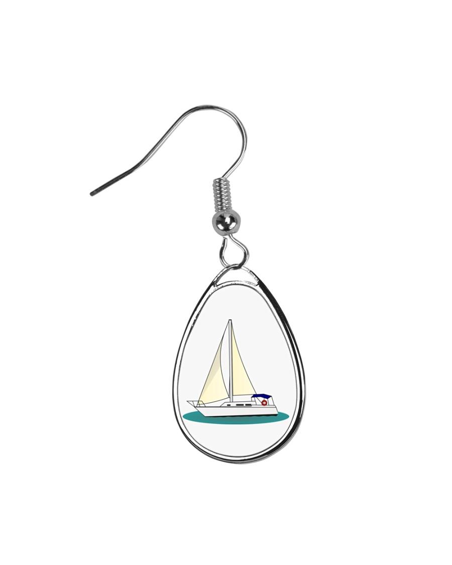 Yacht Earings Teardrop Earrings