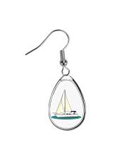 Yacht Earings Teardrop Earrings front