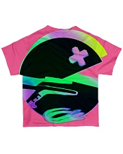 T3Wche' Unisex Designs All-over T-Shirt back