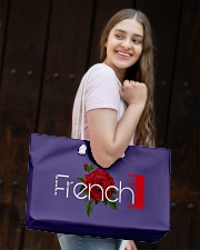 French3 Bag Weekender Tote aos-weekender-tote-24x13-lifestyle-front-01