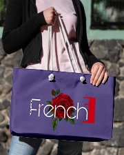 French3 Bag Weekender Tote aos-weekender-tote-24x13-lifestyle-front-02