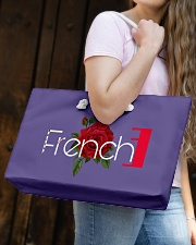 French3 Bag Weekender Tote aos-weekender-tote-24x13-lifestyle-front-05