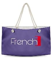 French3 Bag Weekender Tote back