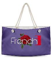 French3 Bag Weekender Tote front