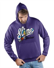 Slime  Men's All Over Print Hoodie aos-complex-men-hoodie-lifestyle-front-12