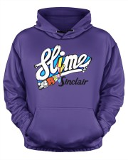 Slime  Men's All Over Print Hoodie aos-men-hoodie-ghosted-front-03