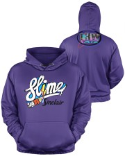 Slime  Men's All Over Print Hoodie aos-men-hoodie-ghosted-front-04