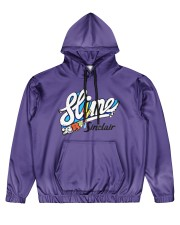 Slime  Men's All Over Print Hoodie front