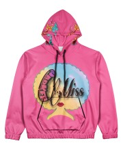 MissParker Women's All Over Print Hoodie front