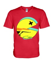 PaccOut V-Neck T-Shirt tile