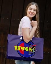 T3wT3w handbag Weekender Tote aos-weekender-tote-24x13-lifestyle-front-01