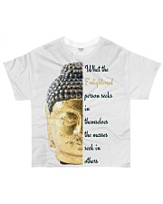 What you seek in Yourself All-over T-Shirt front