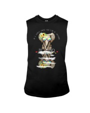 Elephant autism awareness  Sleeveless Tee thumbnail